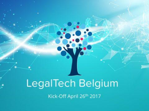 LegalTech Belgium Kickoff